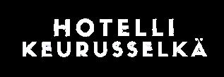 Hotelli Keurusselkä logo