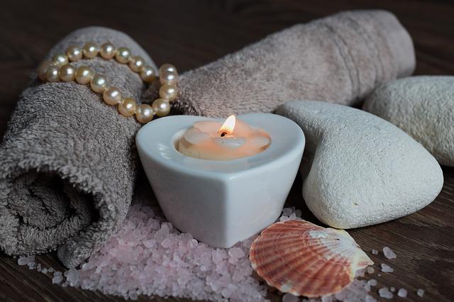 Kylpylässä voi rentoutua hienoissa puitteissa